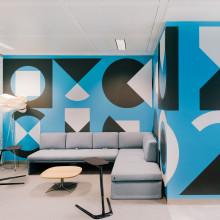 Santander Innovation Offices. A Innenarchitektur und Design project by Jeffrey Ludlow - 01.06.2015