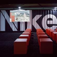 Nike 100+8, Tokyo: Exhibition. A Innenarchitektur und Design project by Jeffrey Ludlow - 22.04.2010