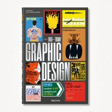 History of Graphic Design Vol. 2. A Design, Illustration, Motion Graphics, Kunstleitung, Grafikdesign und Buchbinderei project by Julius Wiedemann - 04.04.2019