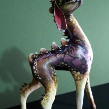 Mi Proyecto del curso: Escultura de personajes en plastilina epóxica. Un proyecto de Bellas Artes de Yadira Ramírez - 23.04.2020
