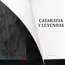 Cataratas y leyendas. Um projeto de Ilustração e Design editorial de Pupila - 29.04.2020