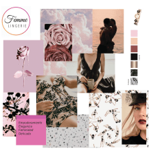Modern Femme. A Design, Architecture, Industrial Design, Interior Architecture, and Decoration project by Claire Hidalgo - 05.02.2020