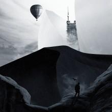 2055: DAY AFTER TOMORROW. Un proyecto de Fotografía, Diseño gráfico, Retoque fotográfico, Fotografía digital, Fotografía artística y Composición fotográfica de Jaqueline Vanek - 02.05.2020
