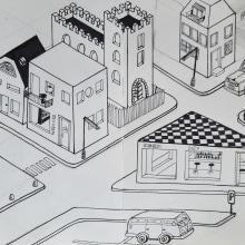 My project in The Art of Sketching: Daily Sketch. Un progetto di Bozzetti, Disegno a matita, Disegno , e Sketchbook di Bastienne - 04.05.2020