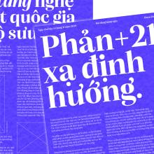 Alga. Un progetto di Tipografia , e Design tipografico di Joana Correia - 04.05.2020