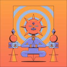 Adobe Lat. Un progetto di Illustrazione, Illustrazione vettoriale e Illustrazione digitale di Jorsh Peña - 04.05.2020