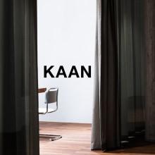 KAAN Architecten. A Br, ing und Identität, Design und Webdesign project by Jeffrey Ludlow - 01.06.2013
