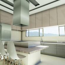 interior de casa en proceso de diseño . A Architecture project by Daniel Chain - 05.07.2020