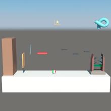 Mi Proyecto del curso: Principios básicos de animación 3D. A Animation, Video, 3D Animation, 3d modeling, Video game, Design 3D, and Game Design project by gary_erazo - 04.16.2020