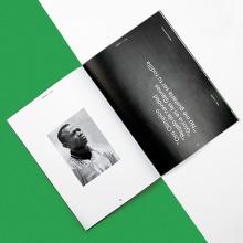 Pichichi Magazine / Nº — 01. Un proyecto de Diseño, Diseño editorial y Fotografía de estudio de Gabriel Reyes Moreta - 08.05.2020