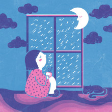 Mi Proyecto del curso: Ilustración original de tu puño y tableta. A Illustration, Creativit, Drawing, and Digital illustration project by Paola Carrera Ramírez - 05.11.2020