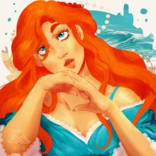 Ivy Winters - Original Character - @Hipaciacaroline ( instagram ). Un proyecto de Dibujo digital de Hipácia Caroline - 05.05.2020