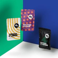 GlucoUp! - Branding / Web / Packaging. A Br, ing und Identität, Grafikdesign, Webdesign, Cop, writing, Icon-Design, Stor und telling project by Imperfecto Estudio - 03.06.2020