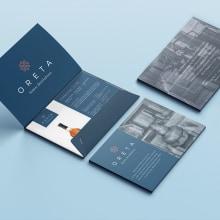 Oreta. A Br, ing und Identität, Verpackung und Webdesign project by 988 - 12.05.2020