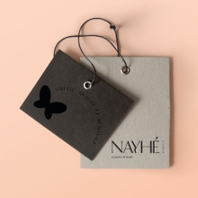 Nayhé Madrid. A Design, Br, ing, Identit, Creative Consulting, Graphic Design, Cop, writing, Creativit, and Logo Design project by Marilu Rodriguez Vita - 05.12.2020