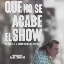 Que No se Acabe el Show // Documental. A Fotografie, Videobearbeitung und Dokumentarfotografie project by Daro Ceballos - 05.10.2018