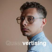 Queervertising. A Werbung, Kunstleitung, Cop und writing project by Sergio Santos Ortega - 14.06.2018