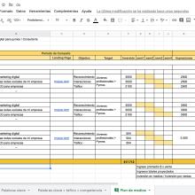 Mi Proyecto: muyUP, contenidos digitales. Un proyecto de Marketing de contenidos de Germán Angeli - 15.05.2020