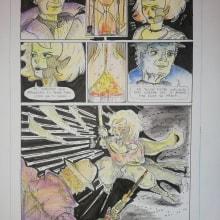 Mi Proyecto del curso: Capturando historias en cómics de fantasía. A Writing, Comic, Pencil drawing, Drawing, and Script project by Albert Pradells-Pelayo - 05.15.2020