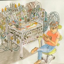 my sketch book 1. Un proyecto de Ilustración de Jordi Sanjuan cuni - 15.05.2020