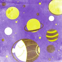 Mi Proyecto del curso: Ilustración original de tu puño y tableta. A Illustration, Digital illustration, and Children's Illustration project by Andrea Nogales - 05.18.2020