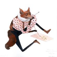 Projecto Final : Técnicas de ilustração para desbloquear sua criatividade. Un projet de Illustration, Peinture, Dessin, Aquarelle , et Dessin de portrait de Maria Matos - 19.05.2020
