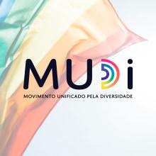 MUDi. Un proyecto de Dirección de arte, Br, ing e Identidad, Diseño gráfico y Diseño de logotipos de Carolina Lopez - 10.05.2019