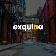 Exquina. Um projeto de Direção de arte, Br, ing e Identidade e Design gráfico de Carolina Lopez - 05.05.2020