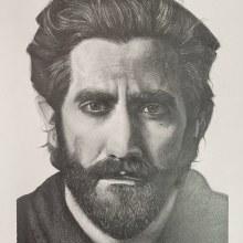 Retrato realista con grafito (Curso Diego Catalan). A Bildende Künste, Bleistiftzeichnung, Porträtzeichnung, Realistische Zeichnung und Artistische Zeichnung project by chicakes.ysa - 22.05.2020
