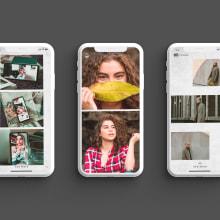 Mi Proyecto del curso: Creación y edición de contenido para Instagram Stories. Un proyecto de Fotografía, Dirección de arte, Marketing, Retoque fotográfico, Fotografía de retrato, Fotografía para Instagram y Composición fotográfica de Rolando Garrido - 22.05.2020