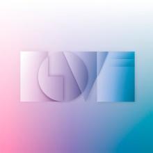 LOVE. Un proyecto de Ilustración, Diseño gráfico, Tipografía, Lettering, Lettering digital y Diseño tipográfico de Anabel Najar Colom - 23.05.2020