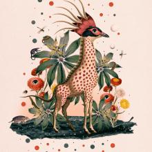 Mutant landscapes. Um projeto de Design editorial, Design gráfico, Colagem, Criatividade, Design de cartaz, Concept Art e Fotografia artística de ivan Rodriguez Garcia - 23.05.2020