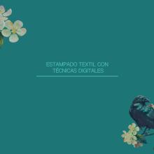 Mi Proyecto del curso: Estampado textil con técnicas digitales. Un proyecto de Moda, Serigrafía, Pattern Design y Estampación de mawra_rocha - 24.05.2020