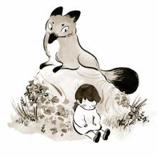 Ink Stories. A Illustration, Artistische Zeichnung und Brush Painting project by Mika Takahashi - 03.12.2014