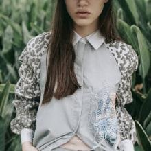 R E M I N I S C E N C E. Um projeto de Moda, Design de moda, Fotografia de moda e Bordado de Señorita Lylo - 26.05.2020