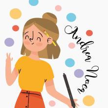 Mi Proyecto del curso: De principiante a superdibujante. A Illustration project by Andrea Nogales - 05.27.2020