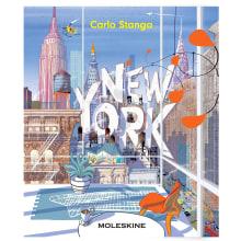 I am New York Book. Un proyecto de Ilustración e Ilustración arquitectónica de Carlo Stanga - 27.05.2020