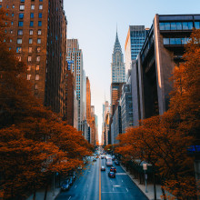 New York Street. A Photograph, Outdoor Photograph & Instagram photograph project by Nicolás Ferreyra - 05.28.2020
