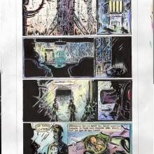 Mi Proyecto del curso: Acuarela y color para cómic e ilustración. A Illustration, Comic, Drawing, and Watercolor Painting project by Albert Pradells-Pelayo - 05.29.2020