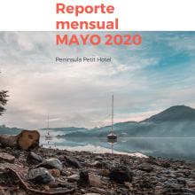Mi Proyecto del curso: Introducción al community management Reporte mayo 2020. Un proyecto de Redes Sociales de Daiana Ryndycz - 30.05.2020