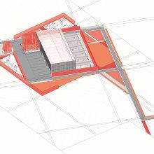 Liceo Sequeira. Un proyecto de Arquitectura de Carla Firpo Zapata - 30.05.2020