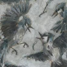 Ilustración 5. A Illustration, Malerei, Zeichnung, Digitale Illustration, Stor, telling, Malerei mit Acr, l und Digitale Malerei project by Rubén C. Martín - 01.06.2020
