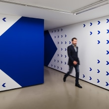 Export: Architecture Exhibition. A Innenarchitektur, Design und Verlagsdesign project by Jeffrey Ludlow - 01.09.2015
