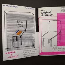 Mi Proyecto del curso: Cuadernos de dibujo: encuentra un lenguaje propio. A Drawing project by Virginia Delgado - 06.04.2020