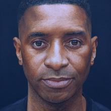 Portraits In Oil (My Portfolio) . Un progetto di Pittura ad olio di Alan Coulson - 03.06.2020