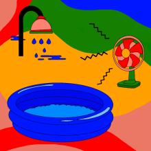 Playground. Un projet de Illustration, Conception éditoriale, Design graphique, Illustration vectorielle, Créativité, Illustration numérique, Dessin artistique, Conception digitale , et Dessin numérique de Sonia Cabré - 09.06.2020