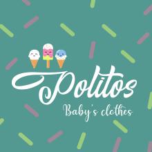 Mi proyecto final : Politos baby's clothes. Un proyecto de Arquitectura, Diseño gráfico, Arquitectura interior, Redes Sociales y Diseño para Redes Sociales de Maria Lara - 16.05.2020
