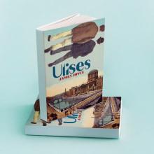 Ulises, edición manual de una fuente. Un proyecto de Lettering, Lettering digital, H y lettering de Lizbeth Vázquez Cruz - 31.01.2020