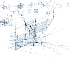 Análisis de Formas Arquitectónicas . A Architecture, Fine Art, Pencil drawing, Drawing, Artistic drawing, and Architectural illustration project by yolahugo - 06.10.2020