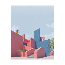 Mi Proyecto del curso: Representación gráfica de proyectos arquitectónicos. A Architecture project by Anibal Godoy Leyton - 06.12.2020